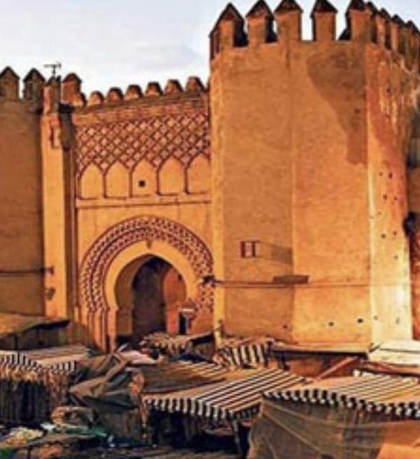 Le tre città imperiali: marocco