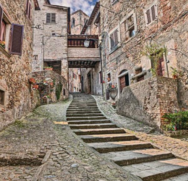 Pasqua e Pasquetta tra i borghi di Umbria e Toscana