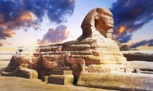 Sfinge di Giza Egitto