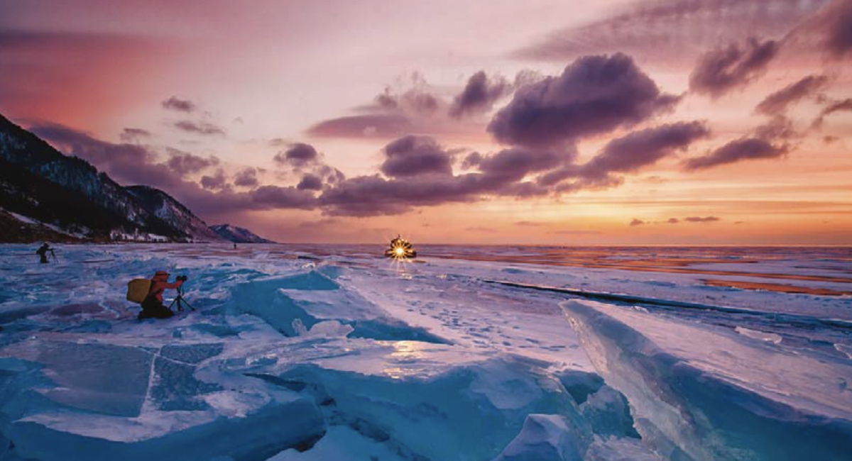 Russia: Lago Bajkal