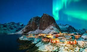 Norvegia: Luci Artiche