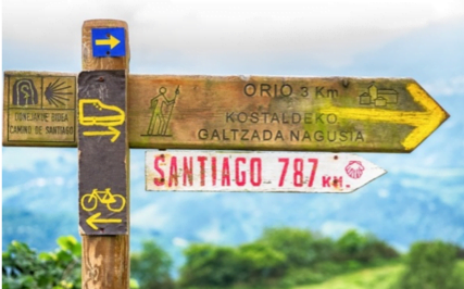 Tour Cammino di Santiago