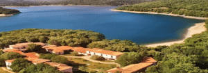 Pasqua in Sardegna: Lago di Gusana