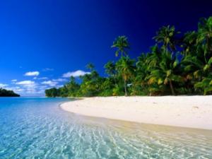 Vacanza mare esotico