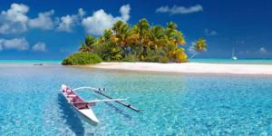 Vacanza esotica mare
